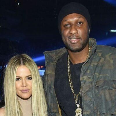 Khloe Kardashian Lamar Odom Support