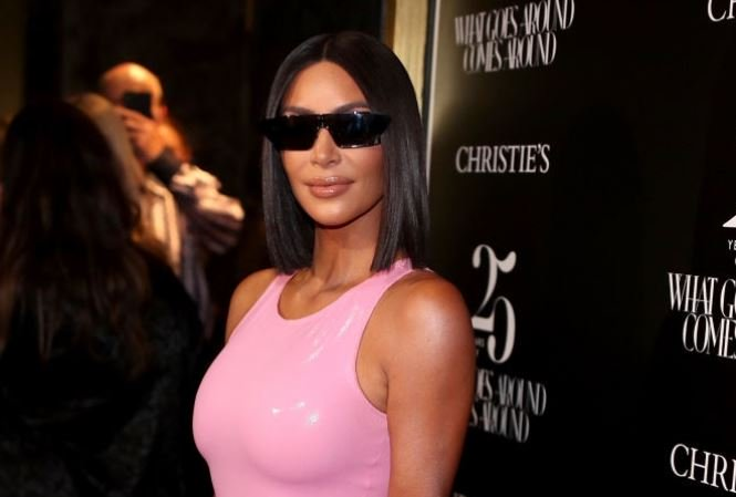 Kim Kardashian Anorexic