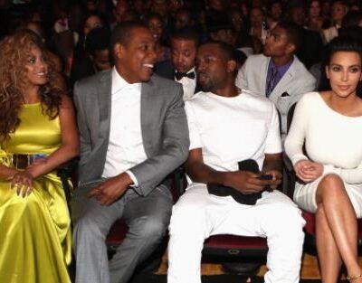 Kim Kardashian Kanye West Beyonce Jay-Z House Size