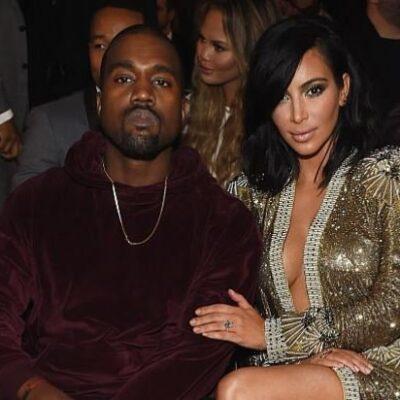 Kim Kardashian Kanye West Divorce Green Clothes