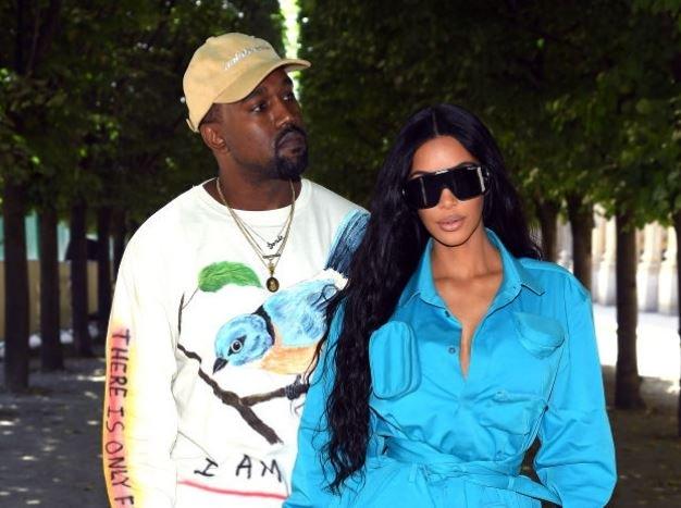 Kim Kardashian Kanye West Erica Jardim
