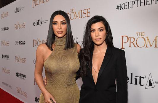 Kim Kardashian Kourtney Response Tristan Thompson Cheating