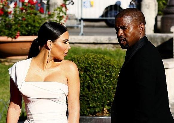 Kim Kardashian Reached Limit Kanye West