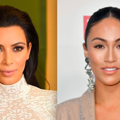 Kim Kardashian Stephanie Shepherd