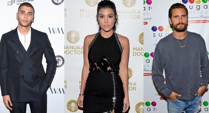 Kourtney Kardashian Dumped Younes Back Together Scott Disick