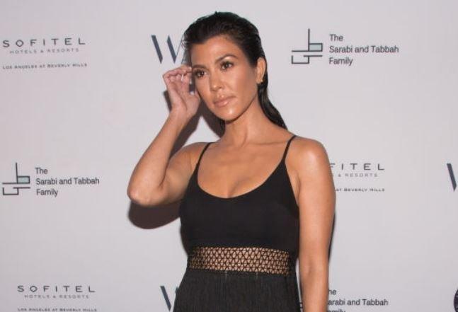 Kourtney Kardashian Rehab