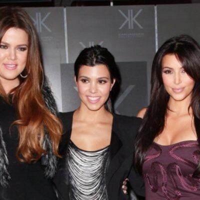 Kourtney Kardashian sisters