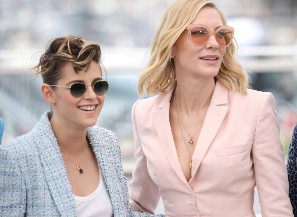 Kristen Stewart Cate Blanchett Romance