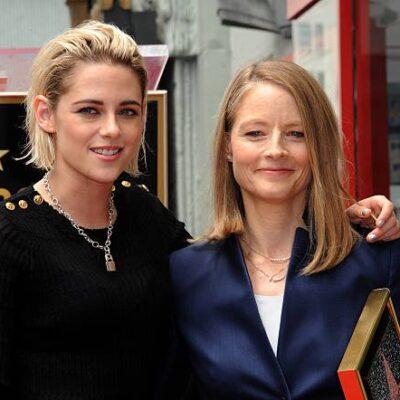 Kristen Stewart Jodie Foster Lifestyle