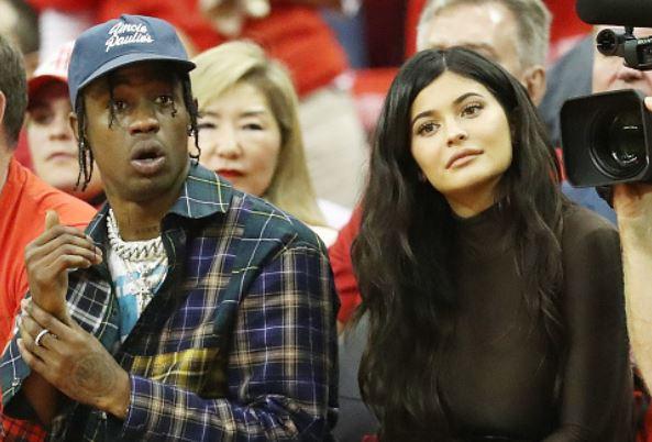 Kylie Jenner Ariana Grande Engagement Travis Scott