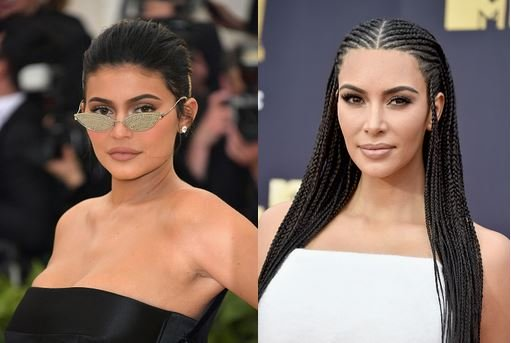 Kylie Jenner Kim Kardashian Plastic Surgery