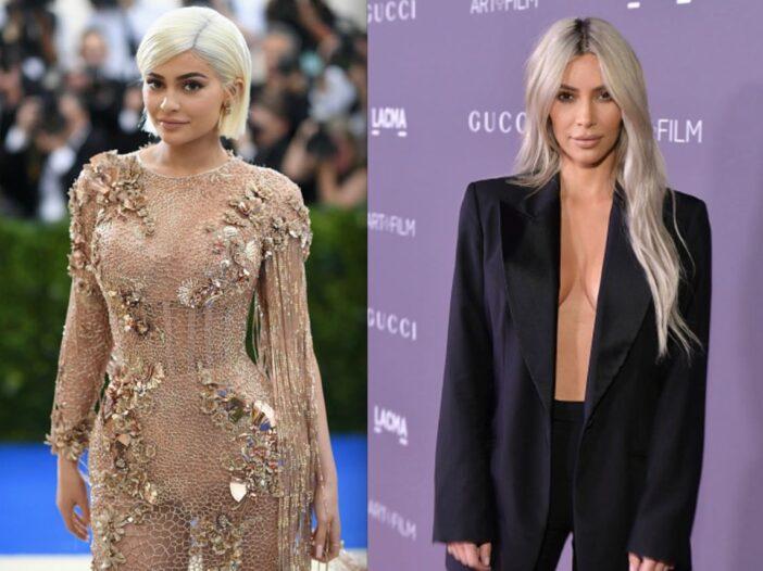Kylie Jenner Kim Kardashian Travis Scott Tattoo