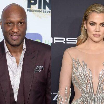 Lamar Odom Destroy Khloe Kardashian Wedding
