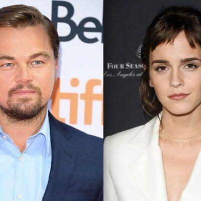 Leonardo DiCaprio Emma Watson Romance