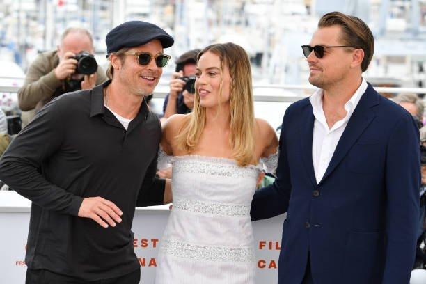 Leonardo DiCaprio Jealous Brad Pitt Margot Robbie