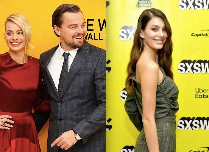 Leonardo DiCaprio Margot Robbie Camila Morrone