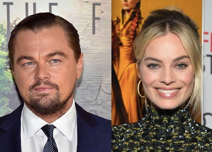Leonardo DiCaprio Margot Robbie Rumors