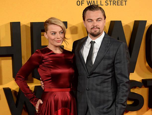 Leonardo DiCaprio Margot Robbie
