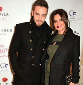 Liam Payne Cheryl Cole Strained