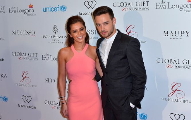 Liam Payne Cheryl Split