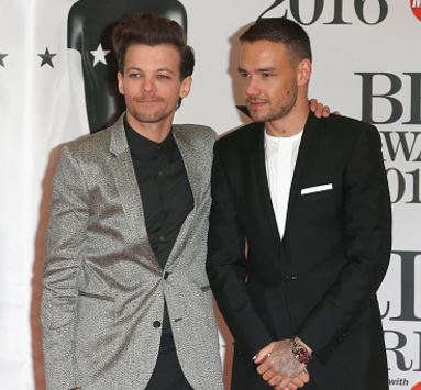 Liam Payne Mother's Day Louis Tomlinson