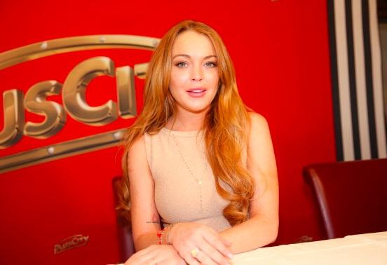 Lindsay Lohan Greek Culture Greece
