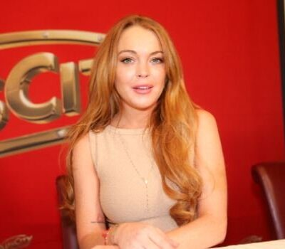 Lindsay Lohan Pregnant 2017