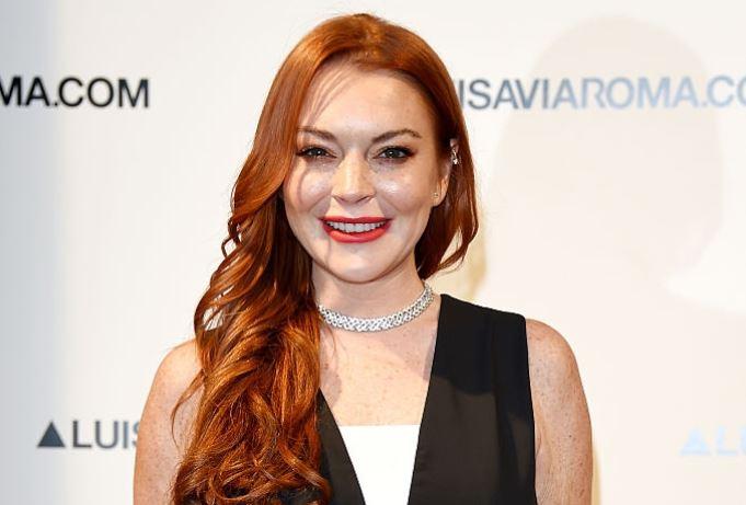 Lindsay Lohan Tell All