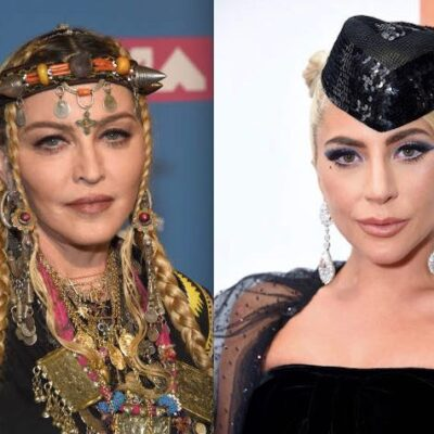 Madonna Lady Gaga Star Is Born