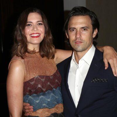 Mandy Moore Milo Ventimiglia Real Life Couple