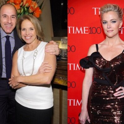 Matt Lauer Katie Couric Force Megyn Kelly Out Today Show