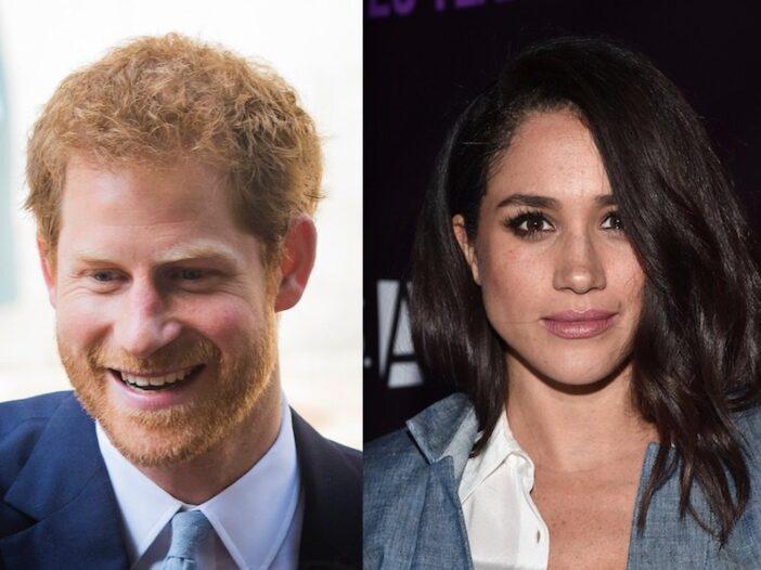 Meghan Markle Already Married Prince Harry