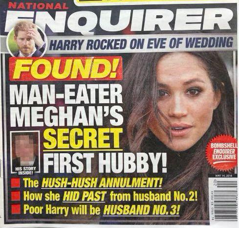 Meghan Markle Secret Husband