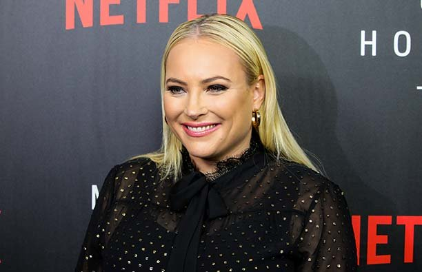 meghan mccain hated the view