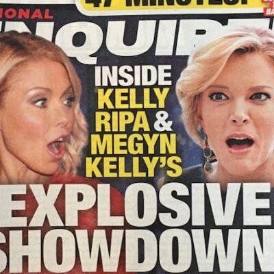 Megyn Kelly Ripa Showdown