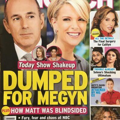 Megyn Kelly Today Show Drama