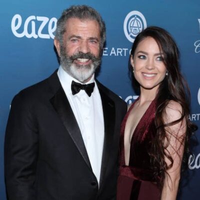 Mel Gibson Girlfriend Fight Wedding
