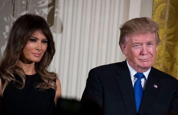 Melania Trump Donald Poisoned