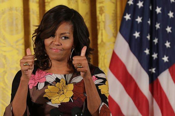 Michelle Obama Birthday Tweets