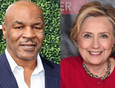 Mike Tyson Hillary Clinton Serial Killer