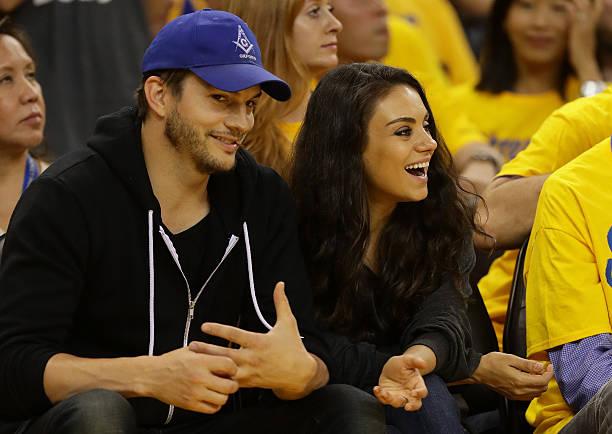 Mila Kunis Ashton Kutcher Honeymoon