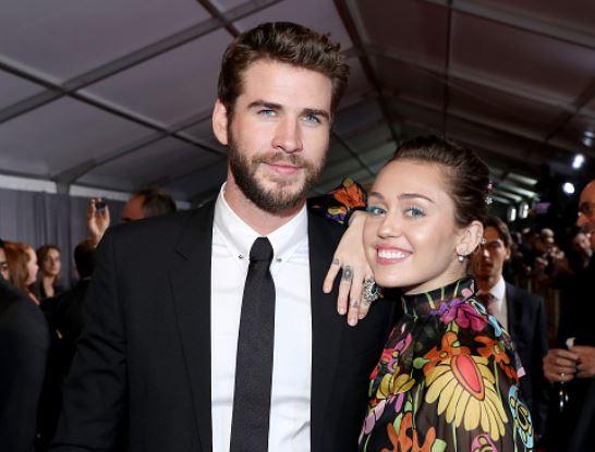 Miley Cyrus Liam Hemsworth Married Tybee Island