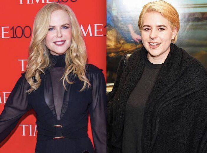 Nicole Kidman Daugther Isabella Adopt