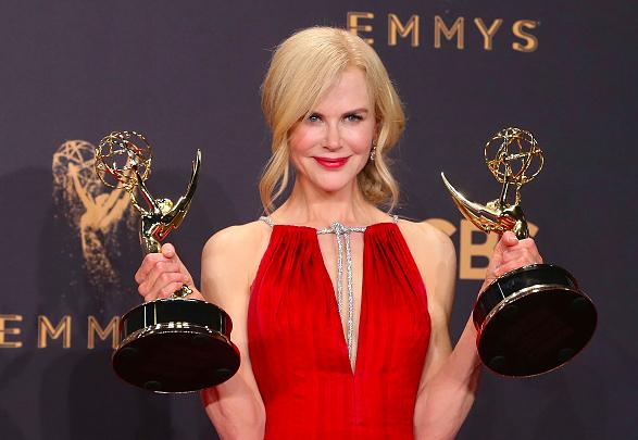 Nicole Kidman Diva Emmy Awards