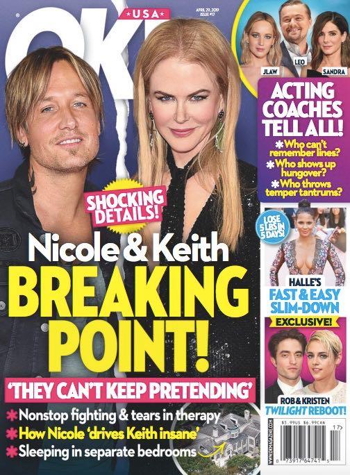 Nicole Kidman Keith Urban Breaking Point