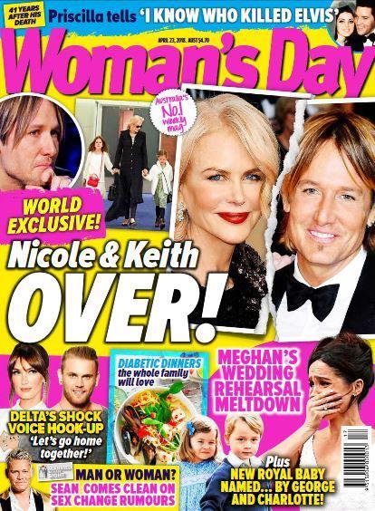 Nicole Kidman Keith Urban Over