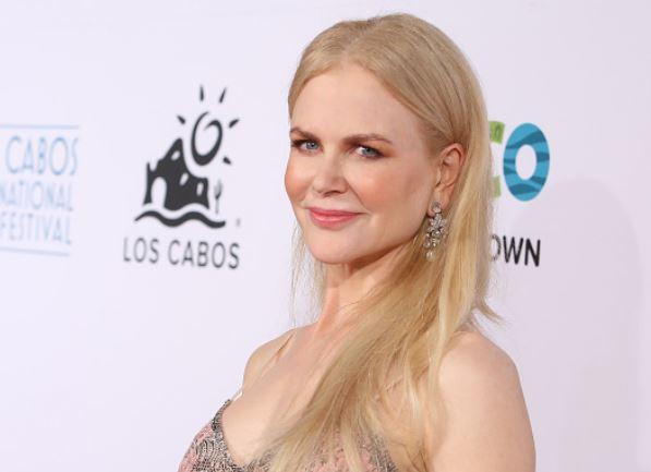 Nicole Kidman Makeover