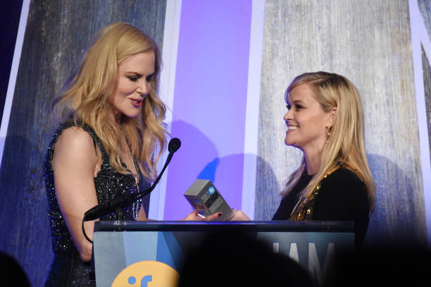 Nicole Kidman Reese Witherspoon Showdown