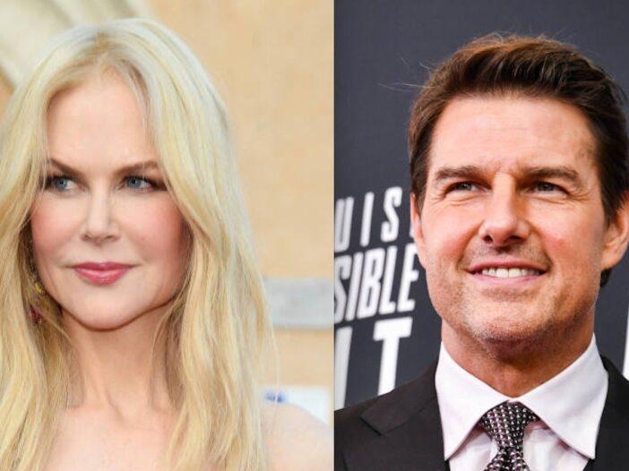 Nicole Kidman Tom Cruise Kids Scientology