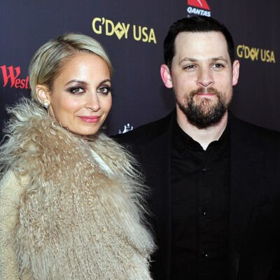 Nicole Richie and Joel Madden attend the 2016 G'Day Los Angeles Gala at Vibiana